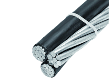 Low Voltage Aerial Bundled Cable