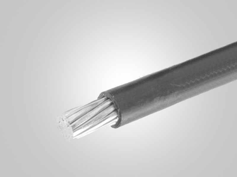 Covered Line Wire